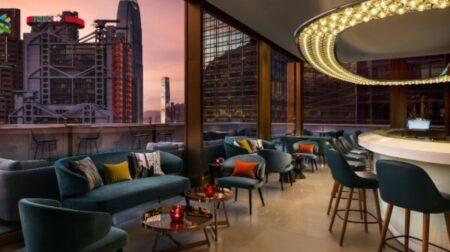 Hoteles de Hong Kong: muebles y diseños de interior de inspiración oriental